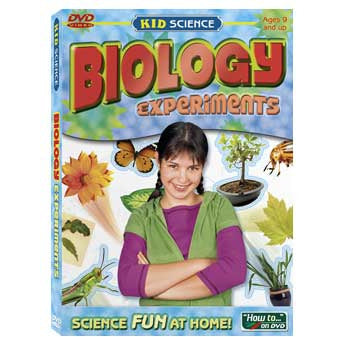 Kid Science: Biology Experiments (Download)
