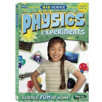 Kid Science: Physics Experiments (Download)