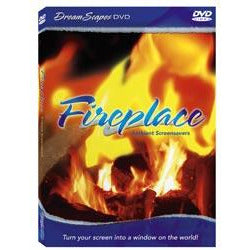 Fireplace Ambient Screensavers