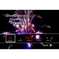 Fireworks Ambient Screensavers