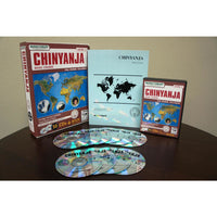 FSI: Basic Chinyanja (10 CDs/Book)