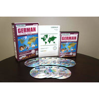FSI: Basic German 1 (12 CDs/Book)