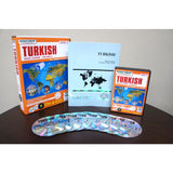FSI: Basic Turkish 2 (9 CDs/Book)