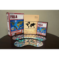 FSI: Fula Basic Course (16 CDs/Book)