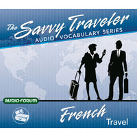 Savvy Traveler French Travel (CD)