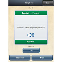 Travel Talk French (Download)