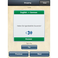 Travel Talk German (Download)