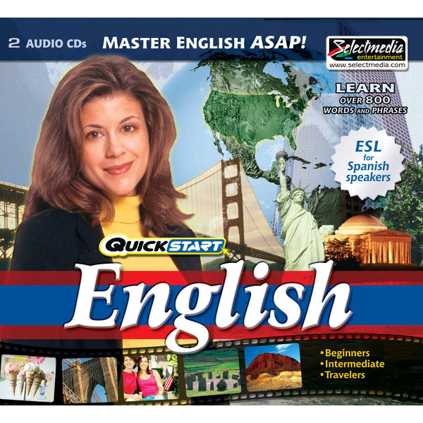 Quickstart English (2 CDs)