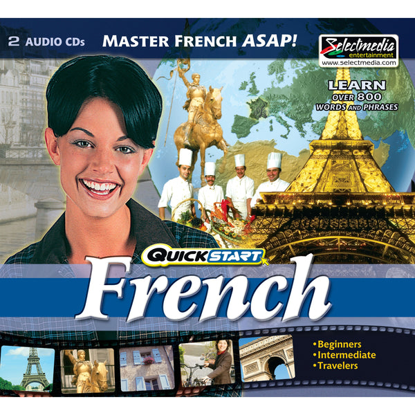 Quickstart French (Audio Download)
