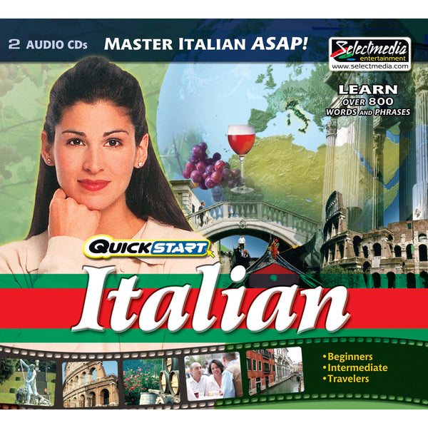 Quickstart Italian (Audio Download)