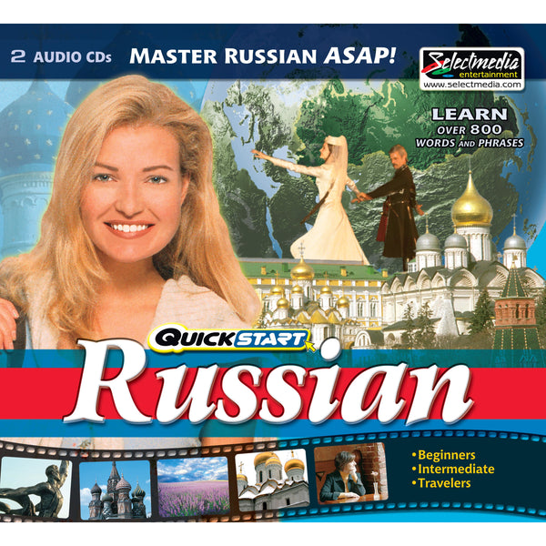 Quickstart Russian (Audio Download)
