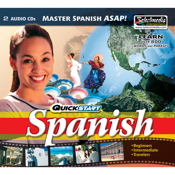 Quickstart Spanish (2 CDs)