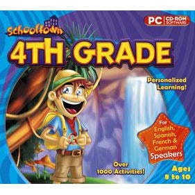 Schooltown 4th Grade (Download)