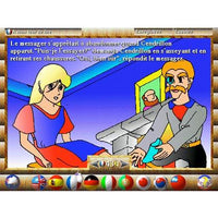 Learn 9 Languages with Cinderella (Software Download)