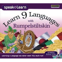 Learn 9 Languages with Rumpelstilzkin (Software Download)