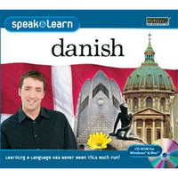 Speak & Learn Danish (Software Download)