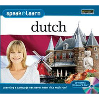 Speak & Learn Dutch (Software Download)