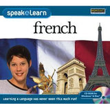 Speak & Learn French (Software Download)