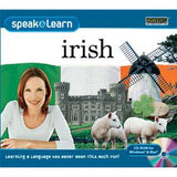 Speak & Learn Irish (Software Download)