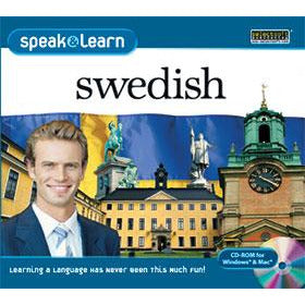 Speak & Learn Swedish