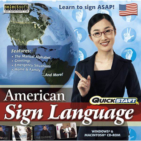 Quickstart American Sign Language (Software Download)