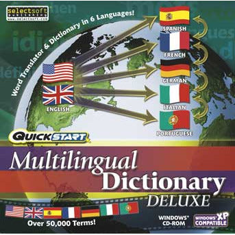 Quickstart Multilingual Dictionary Deluxe (Software Download)