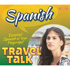 Travel Talk Spanish (Download)
