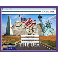 WorldTours: the USA (Download)