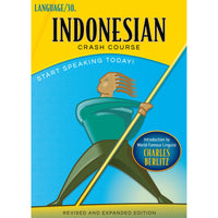 Indonesian Crash Course by LANGUAGE/30 (2 CDs)