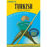 Turkish Crash Course by LANGUAGE/30 (2 CDs)