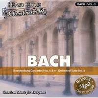 Heard Before Classical Hits: Bach Vol. 2 (Download)