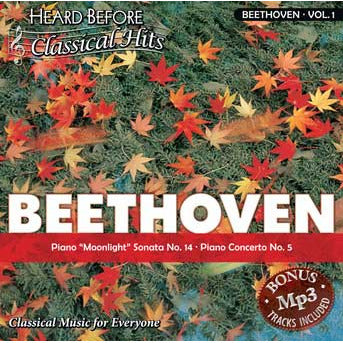 Heard Before Classical Hits: Beethoven Vol. 1 (Download)