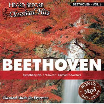 Heard Before Classical Hits: Beethoven Vol. 3 (Download)