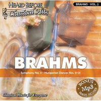 Heard Before Classical Hits: Brahms Vol. 2 (Download)