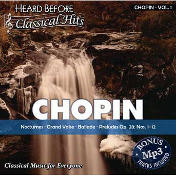 Heard Before Classical Hits: Chopin Vol. 1 (Download)