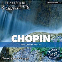 Heard Before Classical Hits: Chopin Vol. 2 (Download)