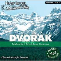 Heard Before Classical Hits: Dvorak Vol. 1 (Download)