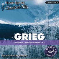 Heard Before Classical Hits: Greig Vol.1