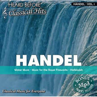 Heard Before Classical Hits: Handel Vol. 1 (Download)