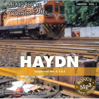 Heard Before Classical Hits: Haydn Vol. 1