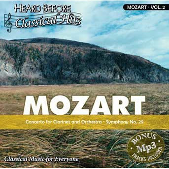 Heard Before Classical Hits: Mozart Vol. 2