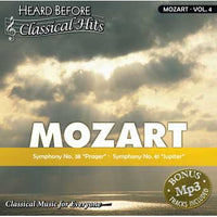 Heard Before Classical Hits: Mozart Vol. 4