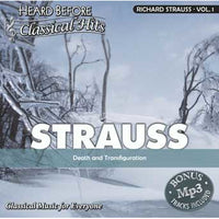 Heard Before Classical Hits: Richard Strauss Vol. 1 (Download)
