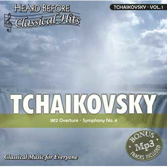 Heard Before Classical Hits: Tchaikovsky Vol. 1 (Download)
