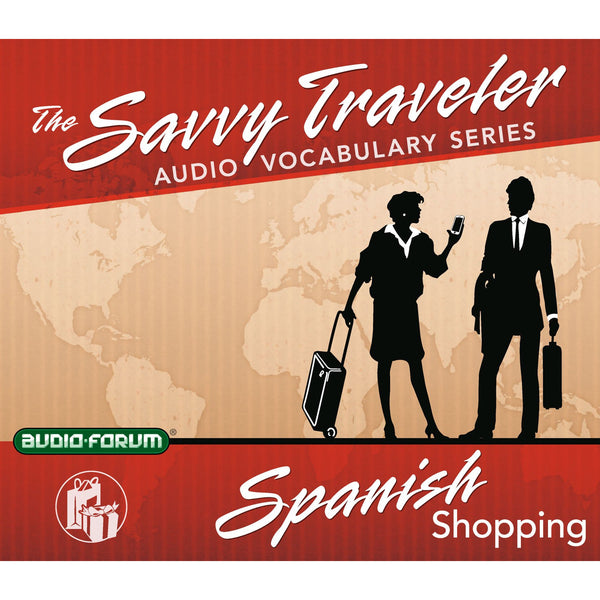 Savvy Traveler Spanish Shopping (Download)