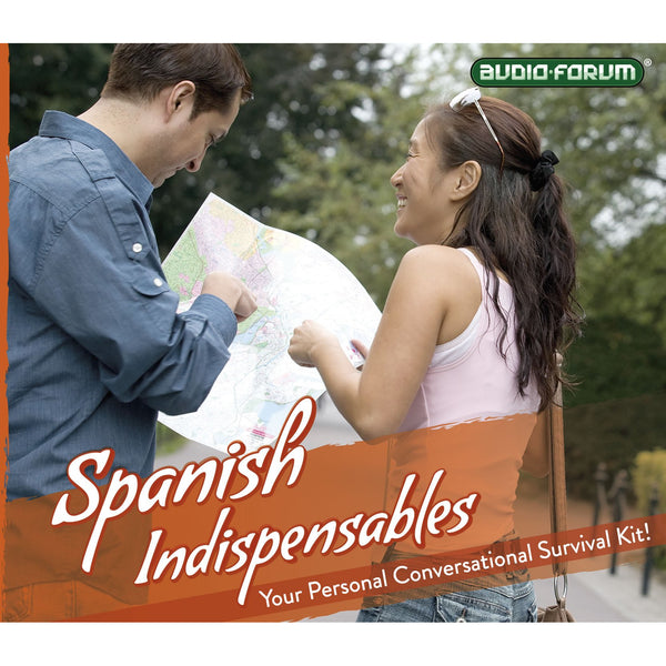 Spanish Indispensables (CD)