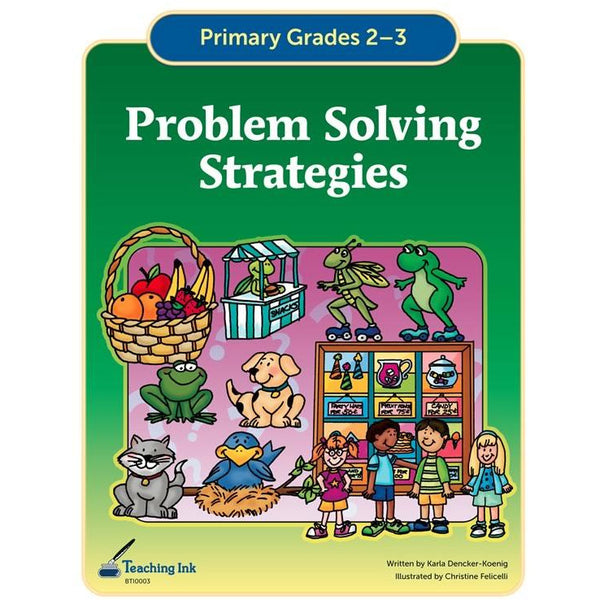 Problem Solving Strategies (Gr. 2-3) - PDF DOWNLOAD