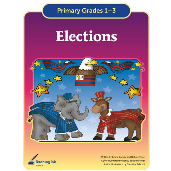 Elections (Gr. 1-3) - PDF DOWNLOAD