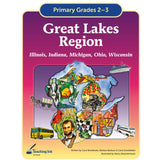US Geography - Great Lakes Region (Gr. 2-3) - PDF DOWNLOAD