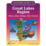 US Geography - Great Lakes Region  (Gr. 4-6) - PDF DOWNLOAD